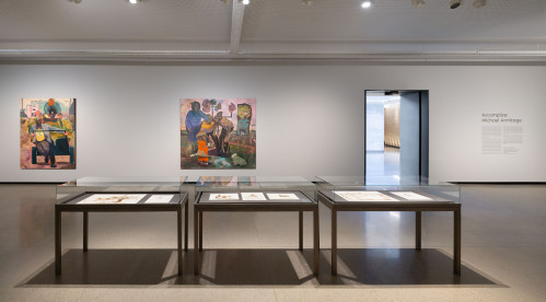 Accomplice: Michael Armitage - Gallery 1 (8 February 2020 – 15 June 2020)