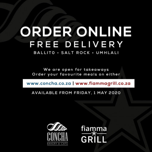 Order Online - Free Delivery