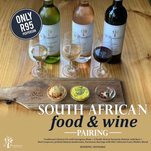 South African Food & Wine pairing