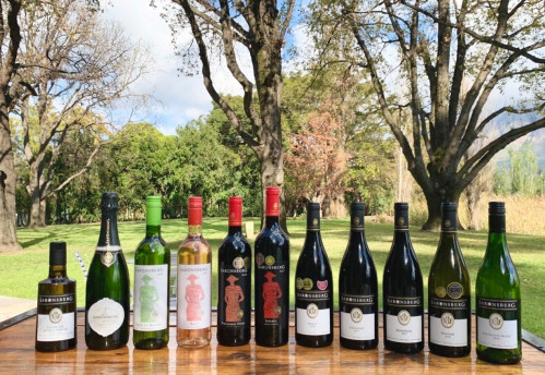 Five-Course Wine Pairing Evening with Saronsberg Wines
