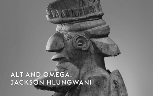 Alt and Omega: Jackson Hlungwani - Exhibition at Norval Foundation