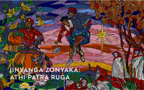 iiNyanga Zonyaka: Athi-Patra Ruga - Exhibition at Norval Foundation Atrium
