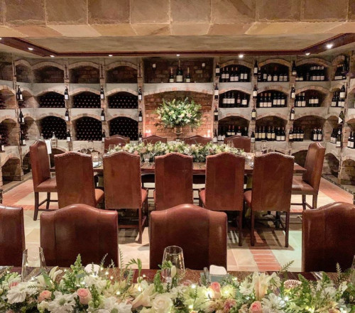 Private Cellar Function & Event Space