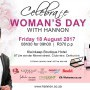 Celebrate Woman's Day with Hannon