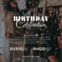 Birthday Celebration Package