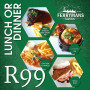 New R99 Menu at Ferryman's!