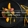 Private Vineyard Tour with a Gourmet Dining Experience