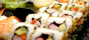 SUSHI - 50% OFF - Tuesdays & Thursdays