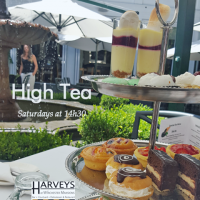 Every Saturday is High Tea