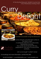 Wednesday Curry Buffet