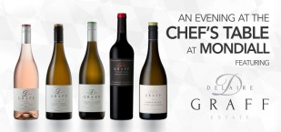 Chef's Table Wine Pairing Dinner with Delaire Graff Wines