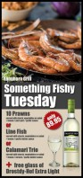 Tuesday Something Fishy (Only R89!!!)