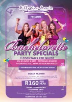 Bachelorette Party Specials