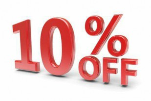 Every Wednesday(Day&Night) & Saturday(lunch)is 10% Pensioners Day!