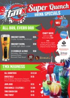 Super Quench Drink Specials