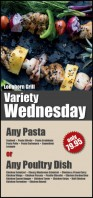 Variety Wednesday (Only R79.95)