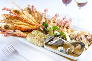Special Seafood Platter for Two