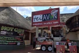 Tei Avon - Events - Schwarma Shop on Wheels