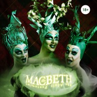 Macbeth - The Adult Panto - Extended due to popular demand!