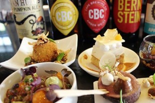 Food and Craft Beer Pairing Dinner