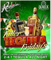 Tequila Fridays