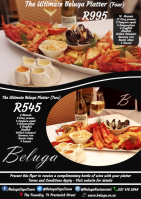 The Ultimate Beluga Seafood Platter