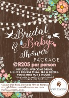Bridal & Baby Shower Package