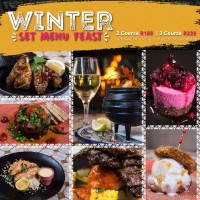 Winter Set Menu Feast