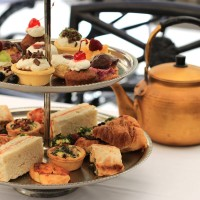 High Tea - Every Saturday 14h30 - 17h30