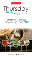 Happy Hour - Thursday 3-6pm