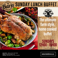 Sunday Lunch Buffet